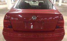 Venta de Volkswagen jetta Trendline Tiptronic 2001 automático trenline rojo-3