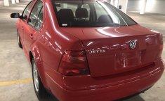 Venta de Volkswagen jetta Trendline Tiptronic 2001 automático trenline rojo-4