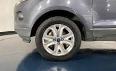 Auto Ford EcoSport 2017 de único dueño en buen estado-21