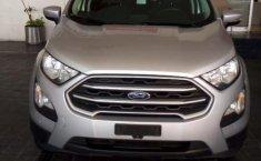 Ford EcoSport 2018 impecable en Coyoacán-10