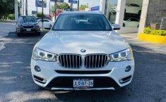 Auto BMW X3 2015 de único dueño en buen estado-10
