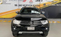 Mitsubishi Montero 2015 impecable en Tlalnepantla-10