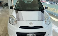 Nissan March 2016 usado en Tlalnepantla-12