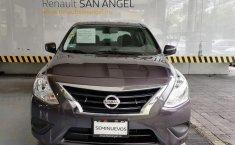 Nissan Versa 2018 impecable en Tlalpan-14