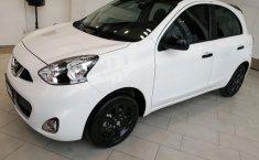 Venta de Nissan March 2020 usado Automática a un precio de 248000 en López-12