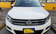 Auto Volkswagen Tiguan 2013 de único dueño en buen estado-14