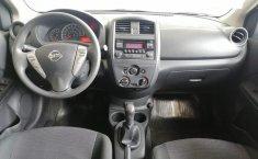 Nissan Versa 2018 impecable en Tlalpan-12