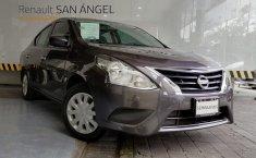Nissan Versa 2018 impecable en Tlalpan-11