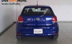 Auto Volkswagen Polo 2020 de único dueño en buen estado-7
