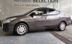 Nissan Versa 2018 impecable en Tlalpan-6