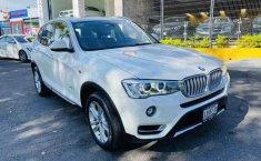 Auto BMW X3 2015 de único dueño en buen estado-7