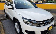 Auto Volkswagen Tiguan 2013 de único dueño en buen estado-8