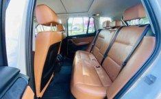 Auto BMW X3 2015 de único dueño en buen estado-6