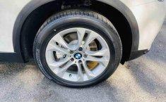 Auto BMW X3 2015 de único dueño en buen estado-5