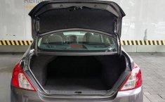 Nissan Versa 2018 impecable en Tlalpan-2