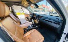 Auto BMW X3 2015 de único dueño en buen estado-4
