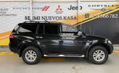 Mitsubishi Montero 2015 impecable en Tlalnepantla-0