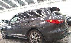 Auto Infiniti QX60 2014 de único dueño en buen estado-5
