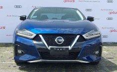 Auto Nissan Maxima 2020 de único dueño en buen estado-0