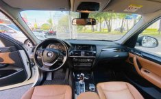 Auto BMW X3 2015 de único dueño en buen estado-1
