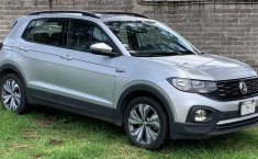 Volkswagen T-Cross 2020 impecable en Álvaro Obregón-0
