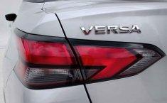Nissan Versa 2020 usado en Aquiles Serdán-0