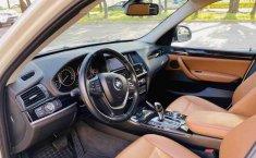 Auto BMW X3 2015 de único dueño en buen estado-0