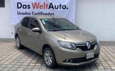 Se pone en venta Renault Logan 2017-10