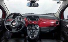 Fiat 500 2013 impecable en Juárez-21