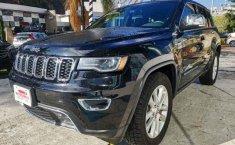 Se pone en venta Jeep Grand Cherokee 2017-16