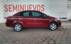 Chevrolet Aveo 2015 barato en Coacalco de Berriozábal-7
