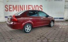 Chevrolet Aveo 2015 barato en Coacalco de Berriozábal-6