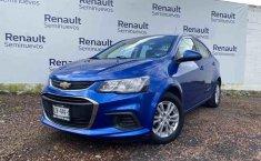 Se vende urgemente Chevrolet Sonic 2017 en Lázaro Cárdenas-12