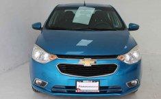 Auto Chevrolet Aveo 2018 de único dueño en buen estado-9