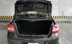 Renault Logan 2019 barato en Tlalpan-18