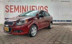 Chevrolet Aveo 2015 barato en Coacalco de Berriozábal-5