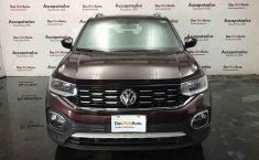 Volkswagen T-Cross 2020 impecable en Azcapotzalco-15