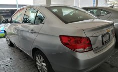 Se pone en venta Chevrolet Aveo 2018-9