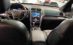 Se pone en venta Ford Explorer 2017-12