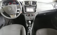Renault Logan 2019 usado en Tlalpan-14