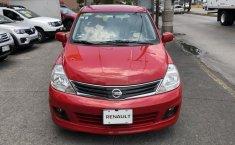 Nissan Tiida HB 2011 barato en Texcoco-11