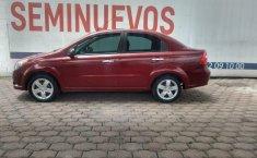 Chevrolet Aveo 2015 barato en Coacalco de Berriozábal-4