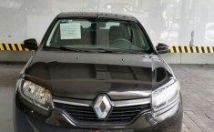 Renault Logan 2019 barato en Tlalpan-16