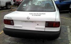 Nissan Tsuru 2016 barato en Amozoc-11