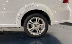 Auto Chevrolet Aveo 2016 de único dueño en buen estado-10