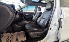 Auto Nissan X-Trail 2018 de único dueño en buen estado-9