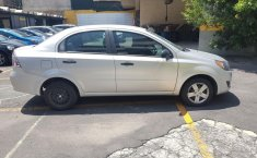 Chevrolet Aveo LS AT Airbag-6