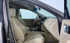 Auto Nissan Pathfinder 2014 de único dueño en buen estado-12