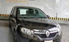 Renault Logan 2019 barato en Tlalpan-12