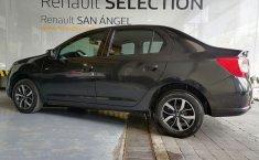 Renault Logan 2019 barato en Tlalpan-11